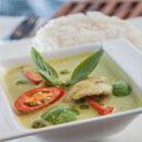 Aromatic Thai Green Curry